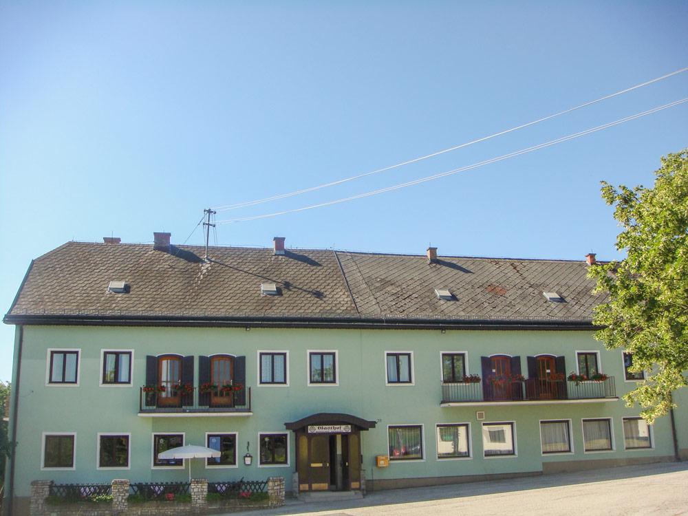 Foto vom Gasthaus Daskalakis-Sauerzapf in Forchtenstein_