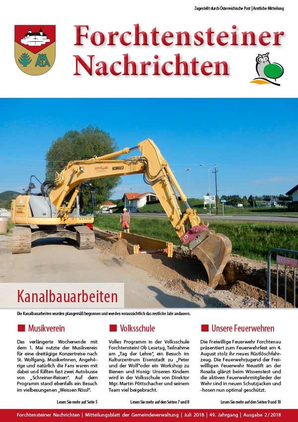 Bild: Gemeindezeitung-Forchtenstein-Sommer-2018-web-cover