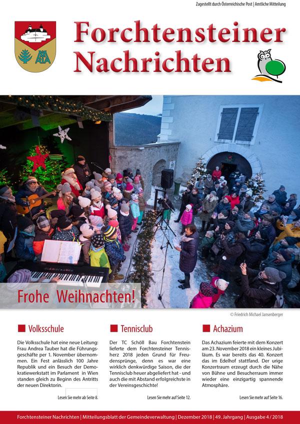 Abbildung der Gemeindezeitung-Forchtenstein-Winter-2018-web-cover