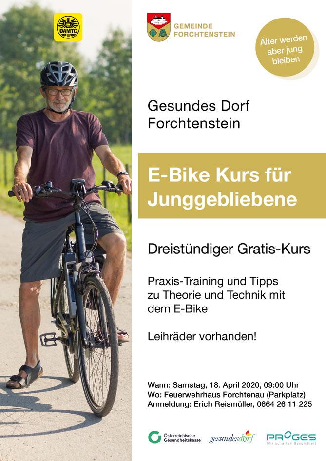 Foto: E-Bike-Gesundes-Dorf-Forchtenstein-web