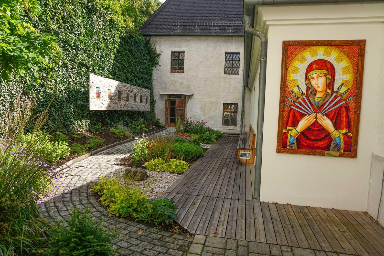 Bild: Maria-Himmelfahrt-Kirche-Forchtenstein_DSC06113