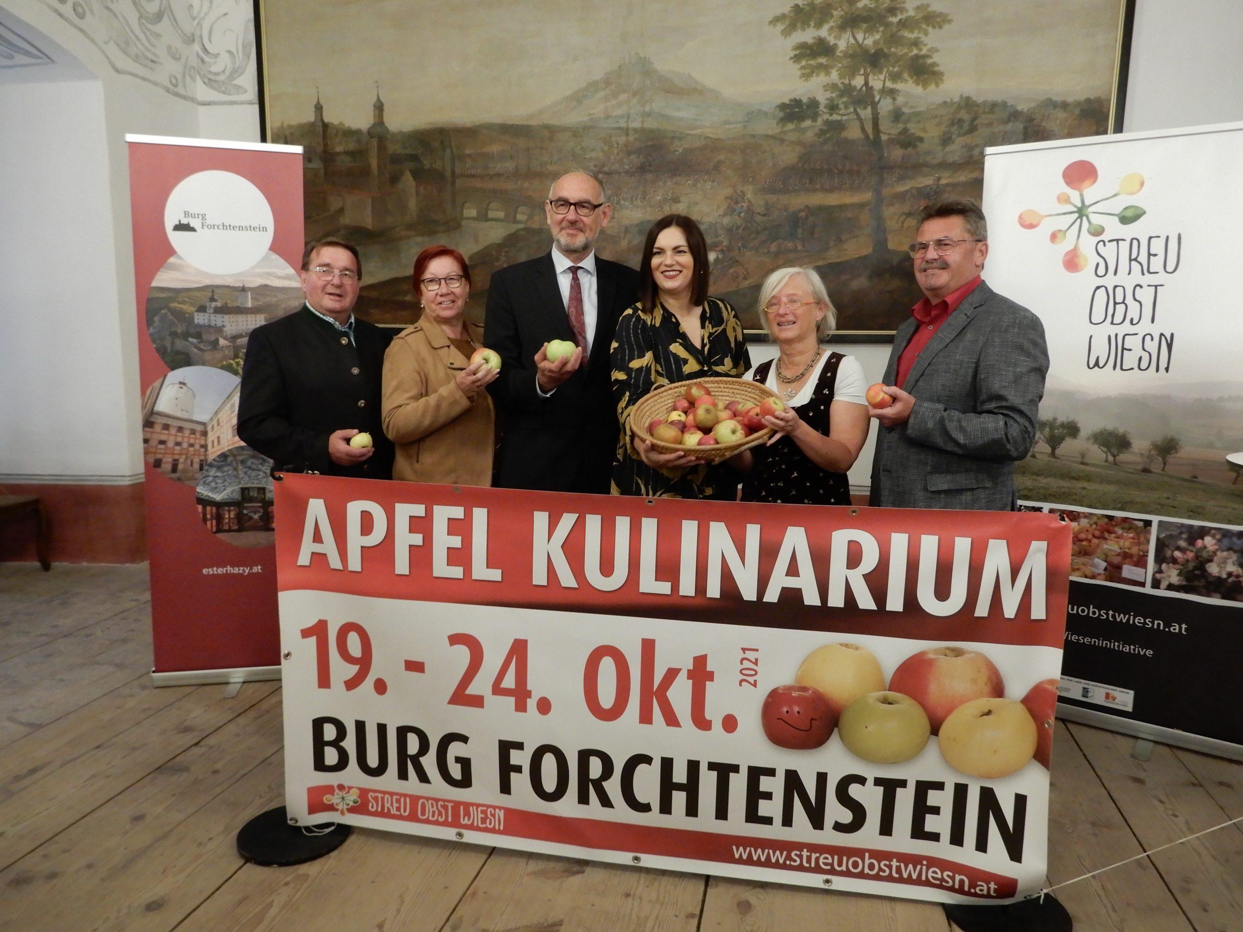 Foto Apfelkulinarium
